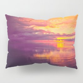 Maldivian sunset 6 Pillow Sham