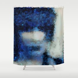 Deco Girl Shower Curtain