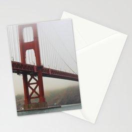 Golden Gate Fog Stationery Cards
