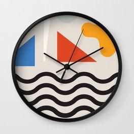 art, interior, matisse, picasso, drawing, decor, design, bauhaus, abstract, decoration, home, design Wall Clock