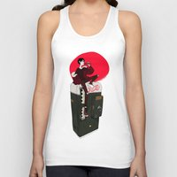 durarara Tank Tops featuring Pepsi Cola by rhymewithrachel