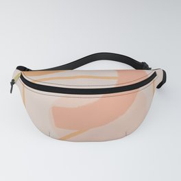Abstract question Fanny Pack
