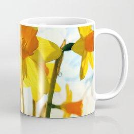 intence yellow Coffee Mug