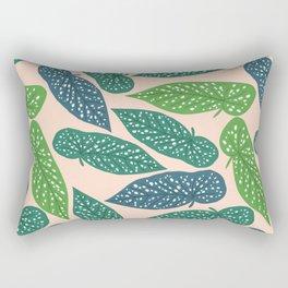 Begonia Maculata Rectangular Pillow