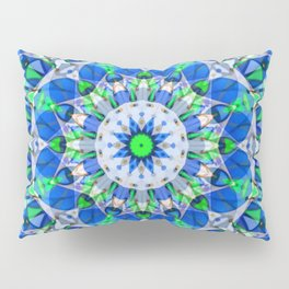 Mandala Geometric Flower G535 Pillow Sham