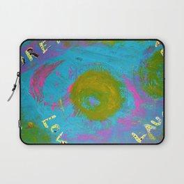 Rainbow Universe Laptop Sleeve