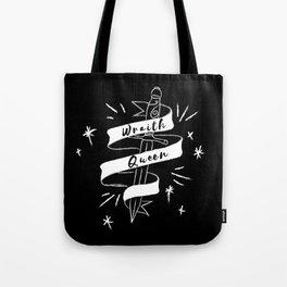 Wraith Queen Tote Bag