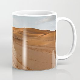 sand dunes in morocco Coffee Mug