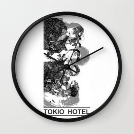 TH Wall Clock