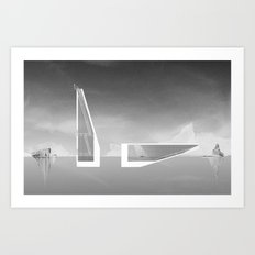 II. Art Print