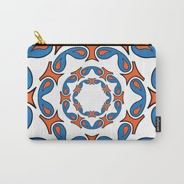 abstract mandala tribal Carry-All Pouch