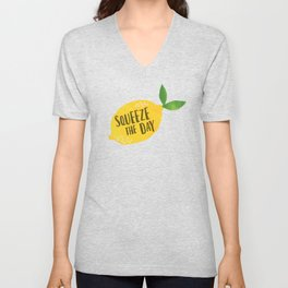 Squeeze the Day Unisex V-Neck