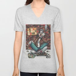 Disneys Stone Unisex V-Neck