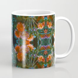 Dahlias Photographic Pattern #1 Coffee Mug
