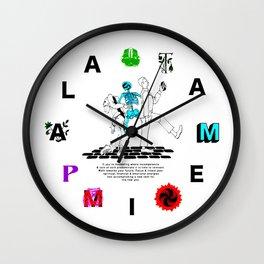 Tame Clock Work Wall Clock