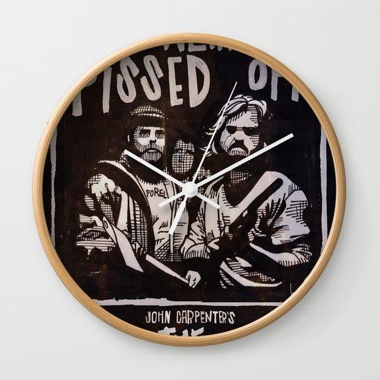 John Carpenter's The THING Wall Clock