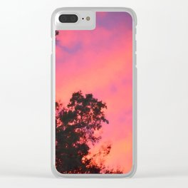 Colors 161 Clear iPhone Case