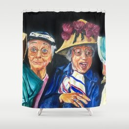 Matrons of the Arts Shower Curtain