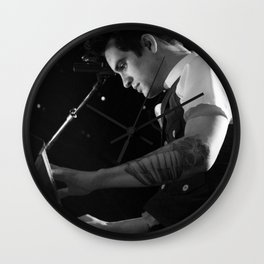 Brendon Urie @ The Sound Academy (Toronto, ON) Wall Clock