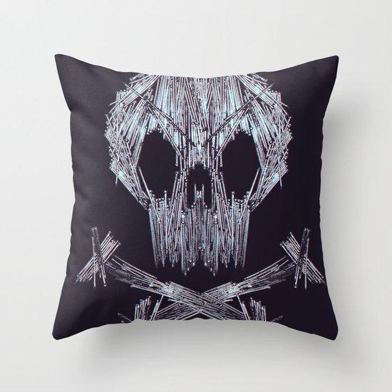 Piracy Throw Pillow