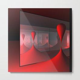 dimensions -1- Metal Print