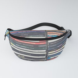 CD Collection Fanny Pack