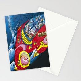 Fluke and Duke Stationery Cards