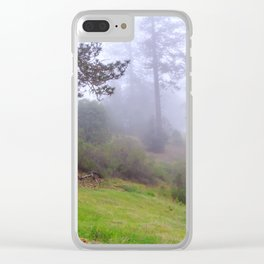Slow Fade Clear iPhone Case