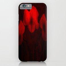 Poppies aglow Slim Case iPhone 6s