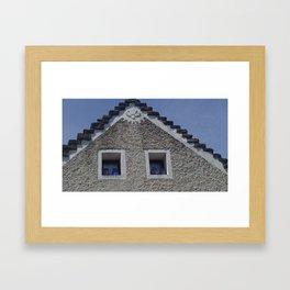 HUNhouse Framed Art Print