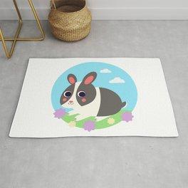 Baby Rabbit Rug