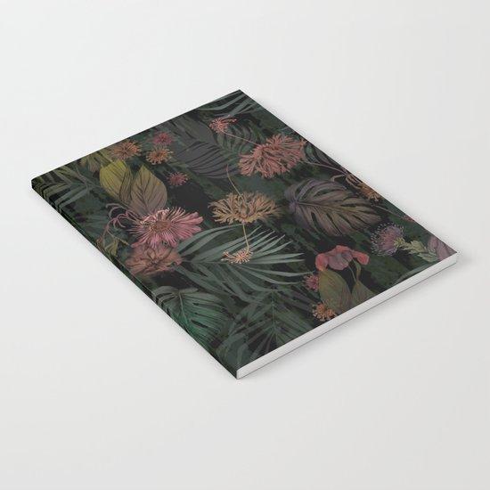 Tropical Iridescence Notebook