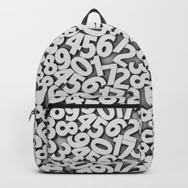 By the numbers Backpack