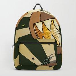 Pumpkin No.2 Backpack