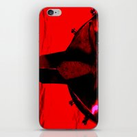 gladiator iPhone & iPod Skins featuring Gladiator by Time After Time