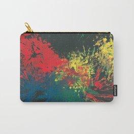 Impulsive Color Splash Toddler Art Carry-All Pouch