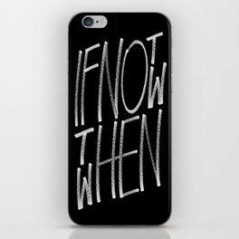 INNTW iPhone Skin