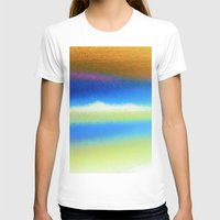 bands T-shirts featuring Colour Bands by Brian Raggatt
