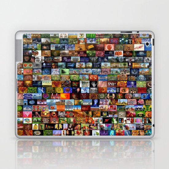 Artwall XXL Laptop & iPad Skin