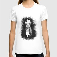 cara delevingne T-shirts featuring Cara Delevingne by BeckiBoos