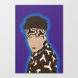 Derek Zoolander Canvas Print