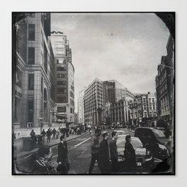 London #9 Canvas Print