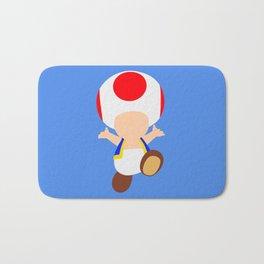 Toad (Super Mario) Bath Mat