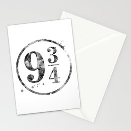 9 3/4 Stationery Cards
