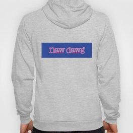 Naw Dawg Blue Stripe Hoody