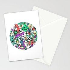 Vicious Circle Stationery Cards