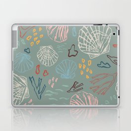 Deep-sea Treasures Laptop & iPad Skin