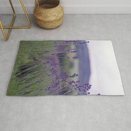 Lavender Fields Forever Rug