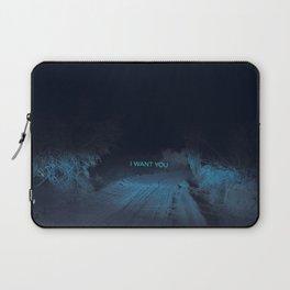 I Want You Laptop Sleeve