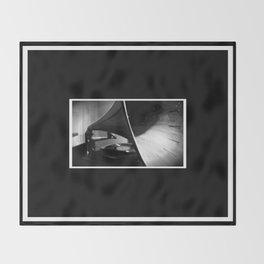 Phonograph Throw Blanket